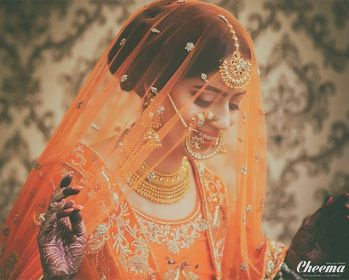 Bridal nose ring ideas | Indian Bridal Jewellery- Nath | Indian brides | naths | instagram |stunning brides | Indian wedding inspiration | by wittyvows | cheema photography