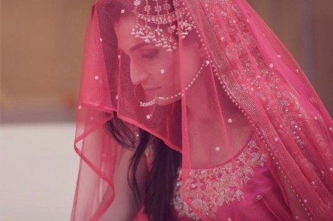Bridal nose ring ideas | Bridal Jewellery- Nath | Indian brides | naths | instagram |stunning brides | Indian wedding inspiration | by wittyvows | plum wedding