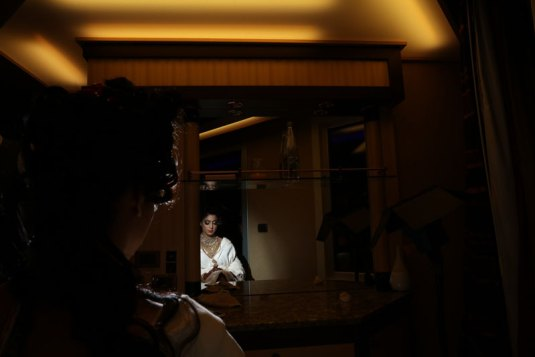 Sana-Getting-ready-indain-bride