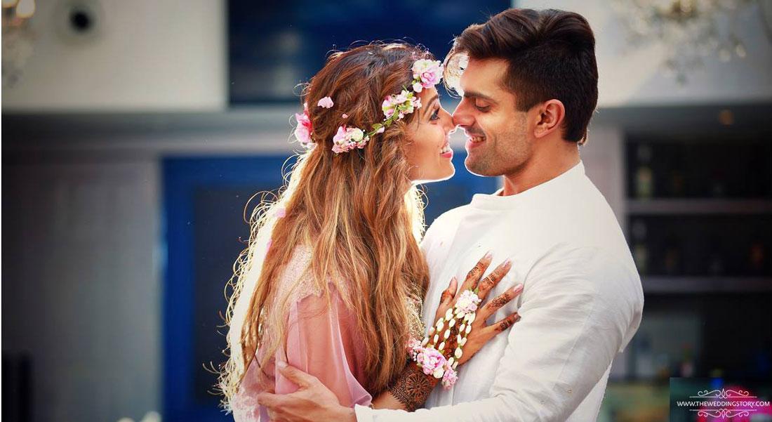 Bipasha basu and Karan singh grovers 1st anniversary gift wedding trailer