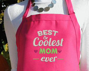 Apron for Mother's Day   Etsy   mothers day gifts - apron