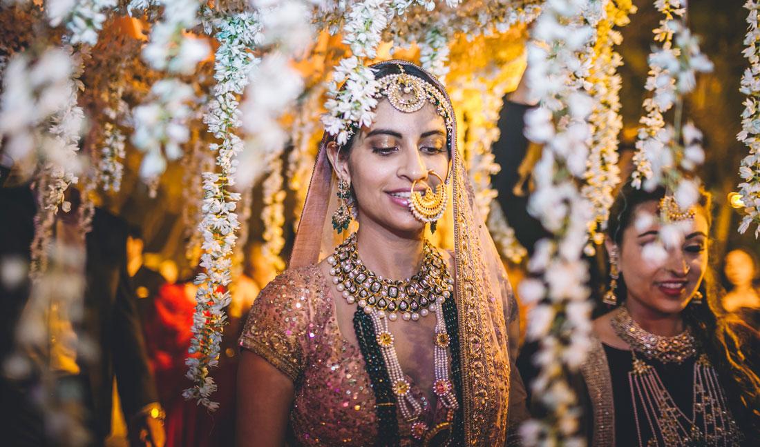 Sabyasachi bride  biker bride   priyanka Kochar   pune bride
