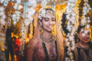 Sabyasachi bride |biker bride | priyanka Kochar | pune bride