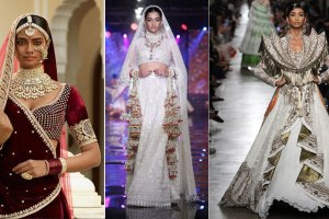 India Couture Week | IDW 2017 | Trends for Indian brides