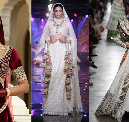 India Couture Week   IDW 2017   Trends for Indian brides