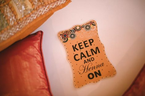 Sagar and Subiya | Destination wedding in Bali | The quirky mehendi card looks geat.