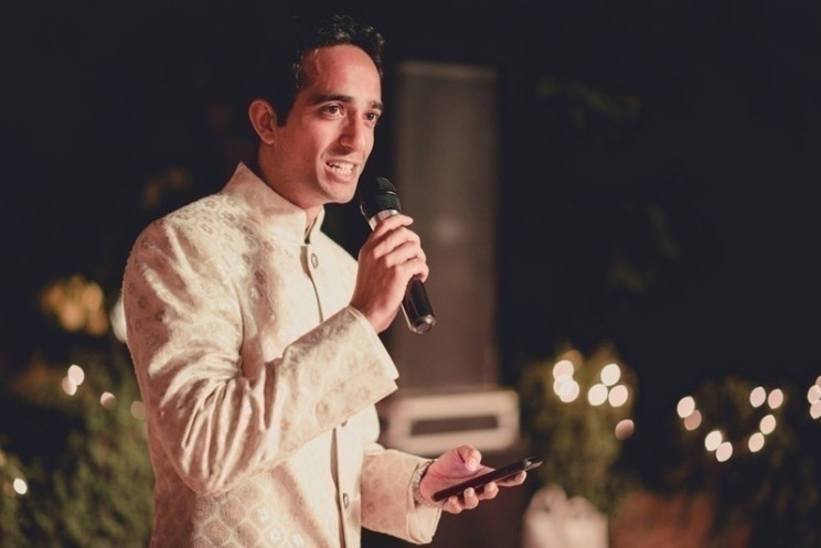 Brother of the bride duties | Speech at sisters Indian Wedding