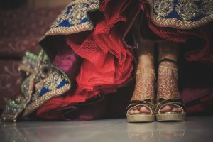 Delhi bride fights case against bridal lehengas studio