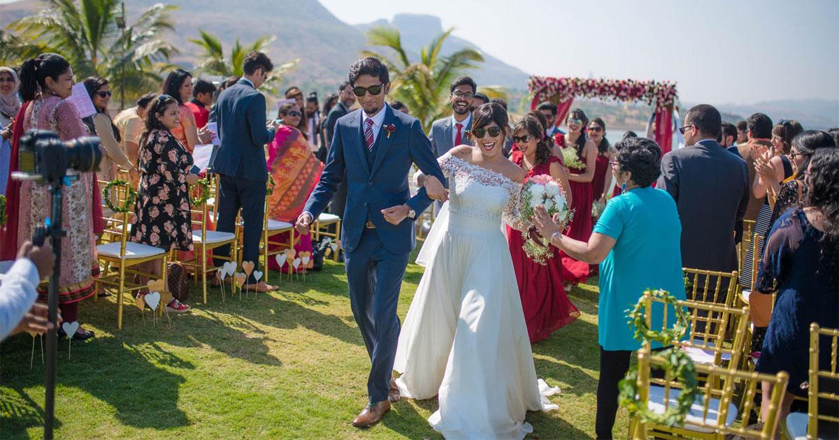 Joshua and shona wedding
