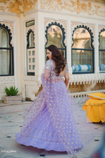 Less can can lehenga | Trending & how – Practical Indian bridal fashion trends to make life SIMPLER!