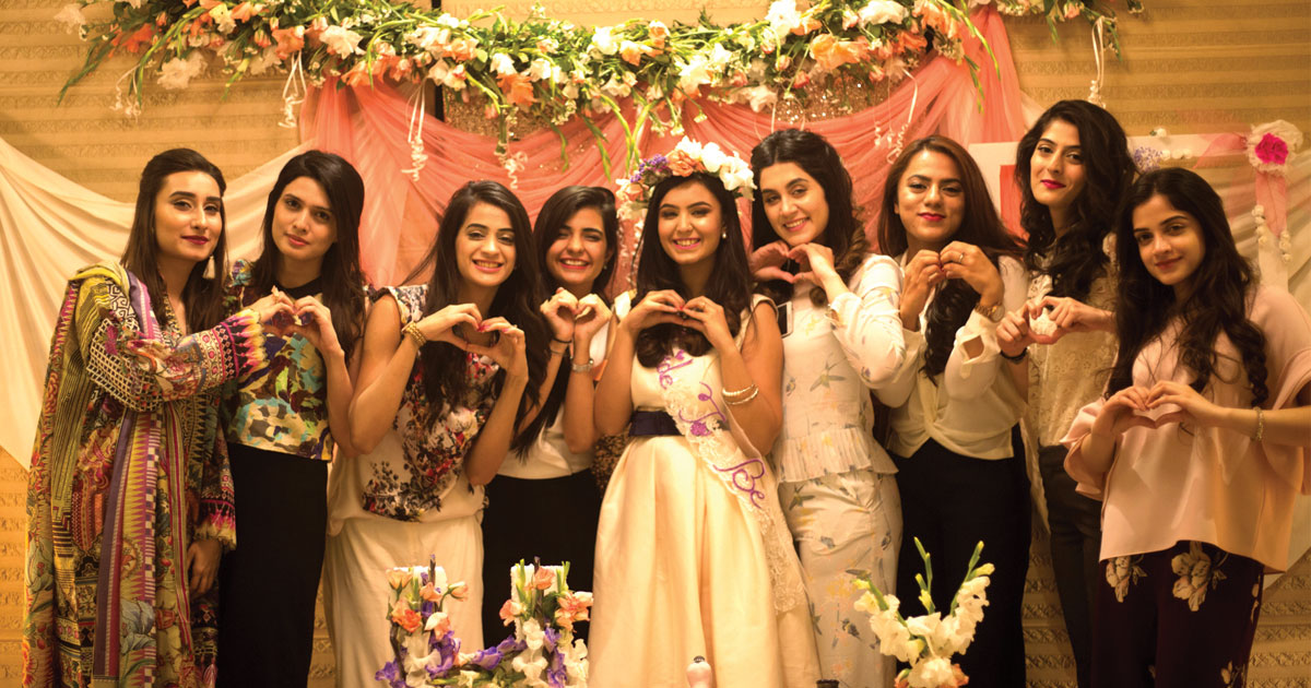 blogger bride human's pakistani wedding with the sweetest bridal shower