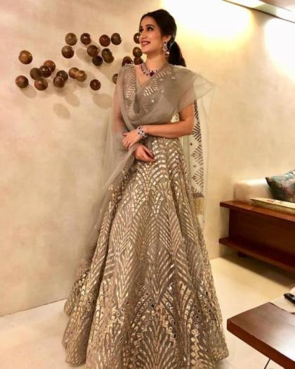 Sagarika in Shane & Falguni | #CelebrityWedding – Trends to steal from Zaheer Khan & Sagarika's wedding that's unreal!