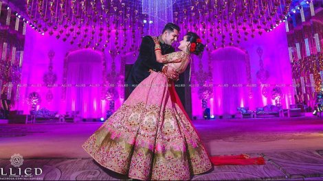 Latest Indian Wedding Songs | Indian Couple dancing