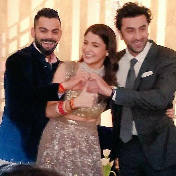 #VIRUSHKA - Friendhip goals | Fab Fashion Ideas to steal !