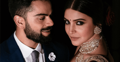 Anushka in nude lips with smokey eyes | #TrendingAF – Best Bridal Lipstick Shades to be a pouty bride!