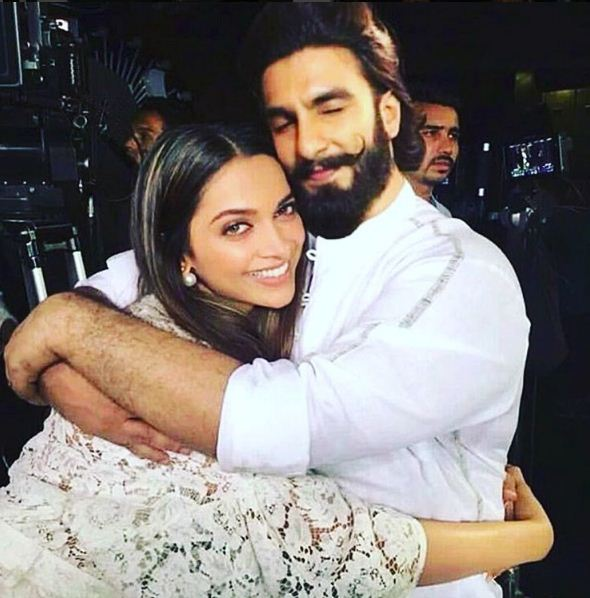 The DeepVeer engagement | Deepika and Ranveer