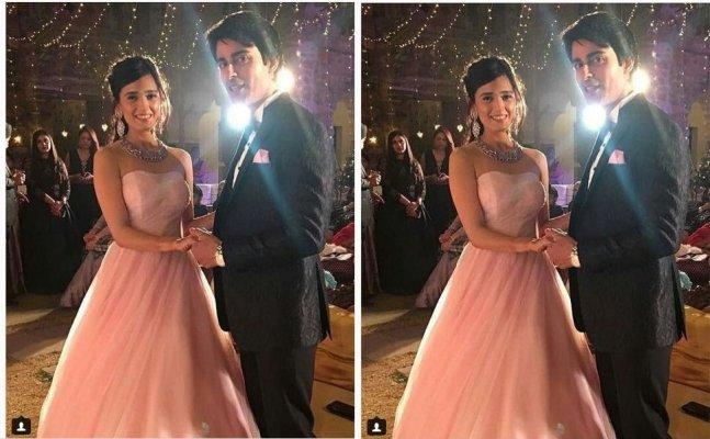 Gautam & Pankhuri at pre-wedding |#CelebrityWedding - Gautam &Pankhuri's FORT-ful wedding in Alwar!