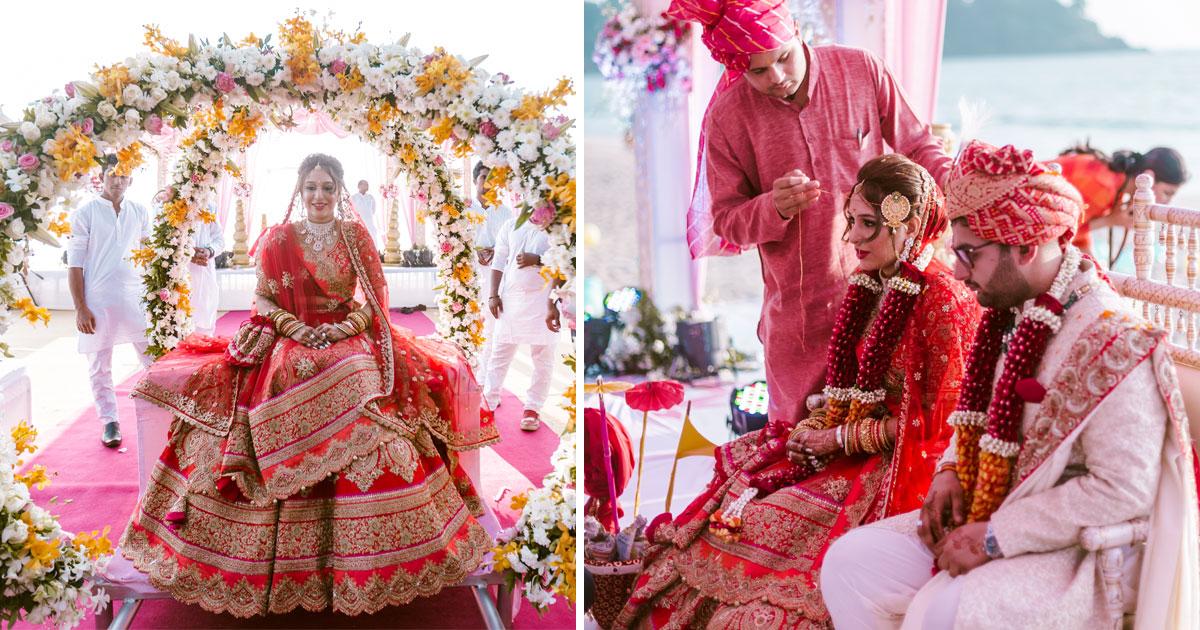 Shruti gagan Dubai wedding with lots of charm by krayonz events