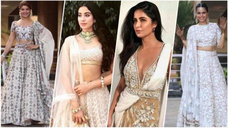 Sonam Kapoor white mehendi dress code |