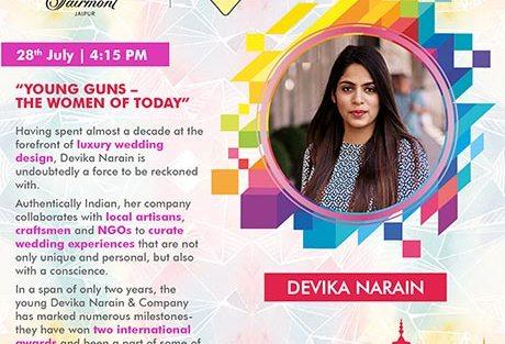 Devika Narain ICWF 2018