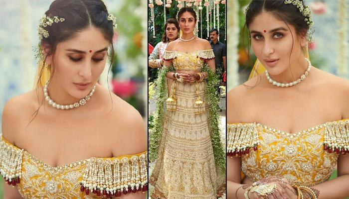 Kareena Kapoor Veere Di wedding lehenga | wearing your mom's lehenga