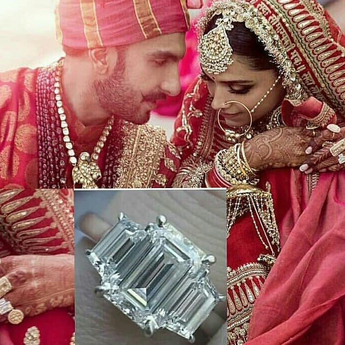 How Much Did The Deepveer Wedding Cost All The Highlights Of The Deepika And Ranveer Wedding And Their Costs Witty Vows