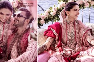 deeper wedding | Deepika Ranveer wedding