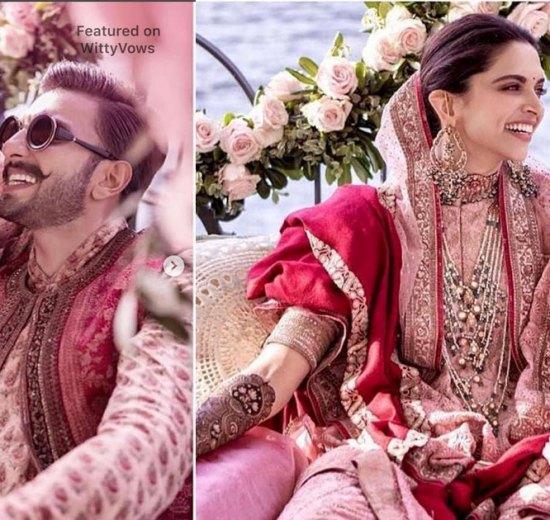 deeper wedding | Deepika Ranveer wedding