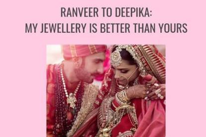 Deepika Padukone and Ranveer Singh Wedding | DeepVeer | Destination weddings | bollywood weddings | DeepVeer memes | Bollywood memes | |