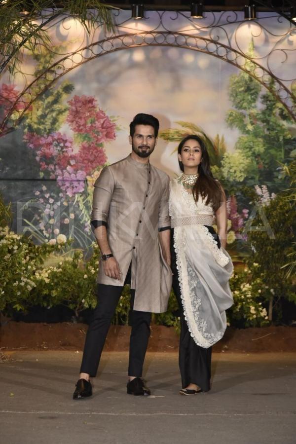 Diwali Outfits Inspiration   Tailor hacks   Bollywood Fashion   Indian Celebrities   Shahid Kapoor   Mira Rajput  