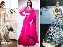 Celebrity Bridesmaids fashion Isha Ambani Wedding
