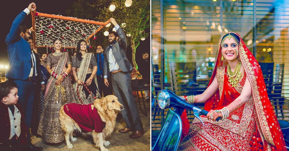 bridal entry ideas | 2019 trends