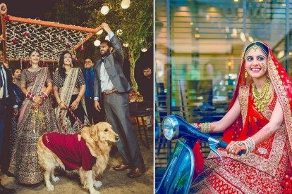bridal entry ideas   2019 trends