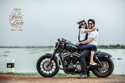 Pre wedding photoshoot | DIY save the dates | Save the dates ideas | indian couples | Romantic couple photography