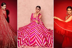 Diwali looks from celebs