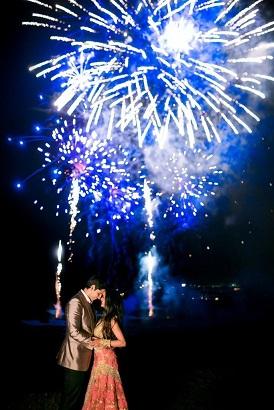 pyros | sky shots | Diwali ideas | Indian pre wedding shoot ideas | Couple goals | Getting married | Couple photos inspiration