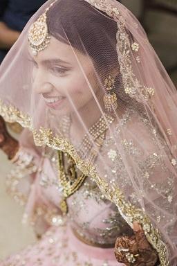 Pankuri & Gobind | Ghunghat shots | Indian wedding Photography