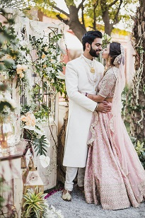 Pankhuri & Gobind | happily ever after | Romantic couple | Just married | Newlyweds | Romantic