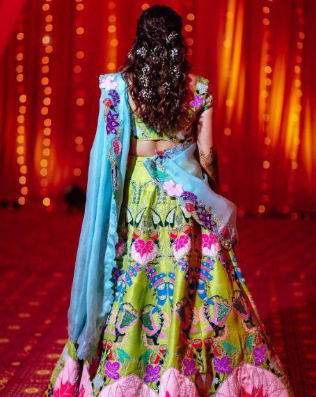 Anam Mirza's Mehendi Ceremony Photos