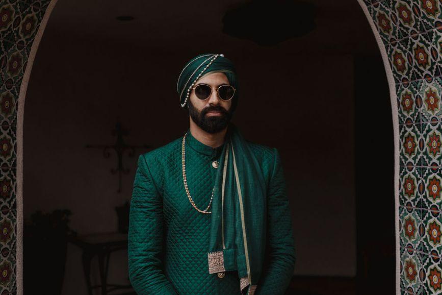groom Ankur | groom outfit ideas