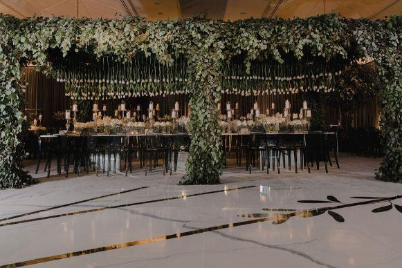 decor ideas | subtle and elegant wedding decor