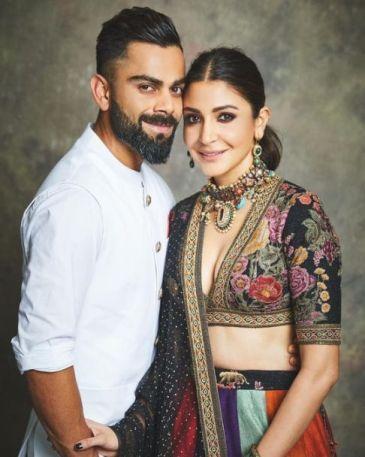 Anushka Sharma & Virat Kohli   Bollywood Couple according to sunsign