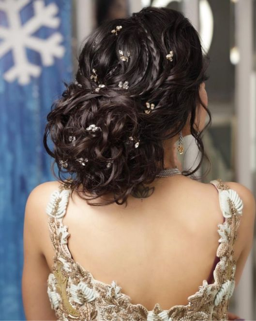 simple dot hair slide accessories