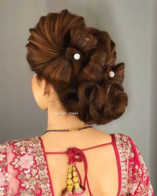 sparkle bun hair style ideas | Hair Style Accessories