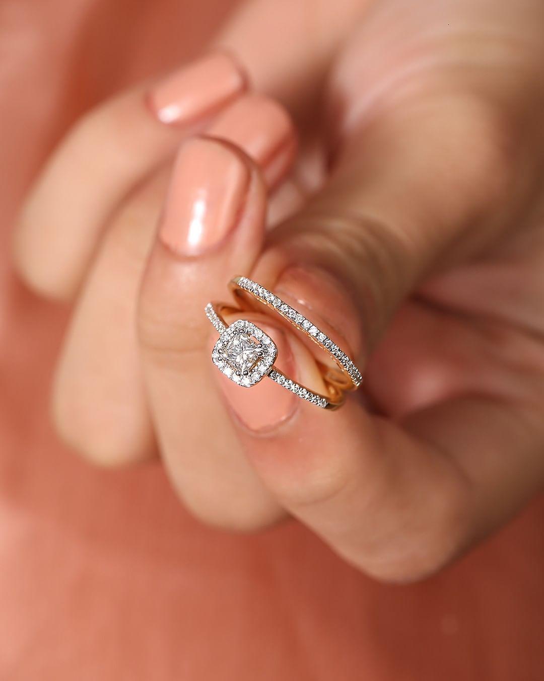 , engagement bands for brides , diamond bands for indian brides , round diamond ring for indian brides , Diamond Engagement Rings, silver lehenga , bridal lehenga for pastel brides
