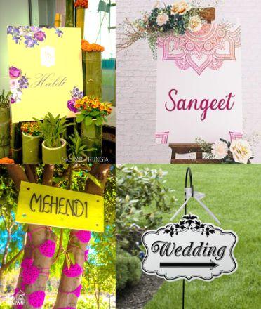 Indian Wedding functions | Wedding Planning Checklists