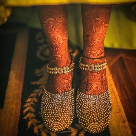 Wedding Shoes | bridal juttis | india wedding footwear