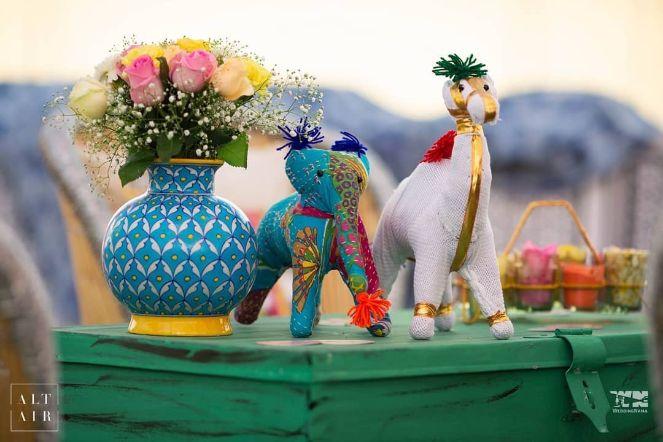 Cute little wedding decor items | indian wedding decoration ,ideas trending now