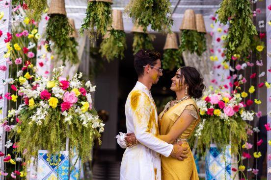Stunning Gujarati Wedding portfolio of Hiral and Siddhesh