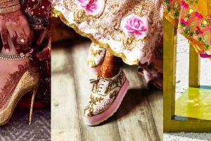 stunning wedding heels | bridal heel ideas to steal from